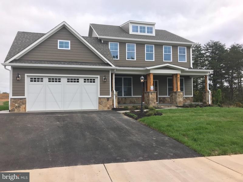 Maison unifamiliale pour l Vente à 627 Jonna Street 627 Jonna Street Crozet, Virginia 22932 États-Unis