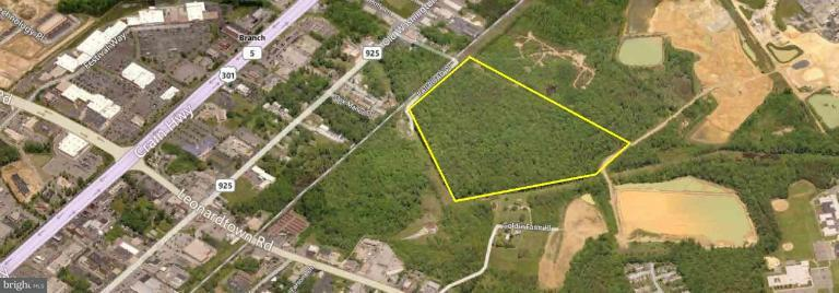 Terreno por un Venta en Railroad Place Railroad Place Waldorf, Maryland 20601 Estados Unidos