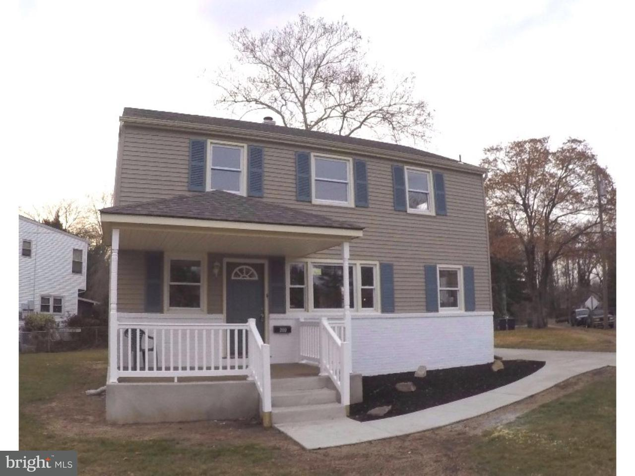 Single Family Home for Sale at 200 W MAPLE Avenue Lindenwold, New Jersey 08021 United States