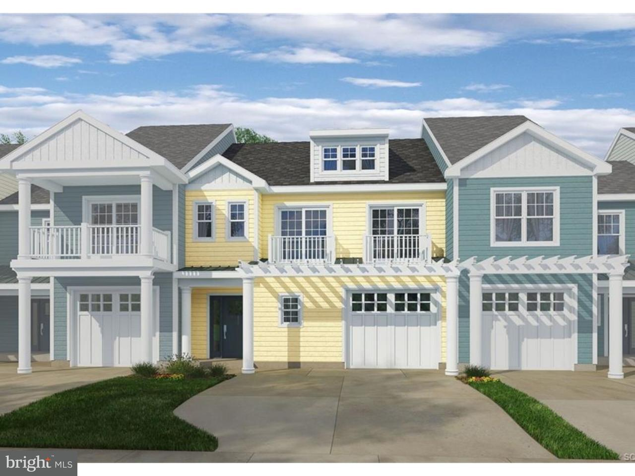 Townhouse for Sale at 36215 GLENVEAGH RD #UNIT 3 Selbyville, Delaware 19975 United States