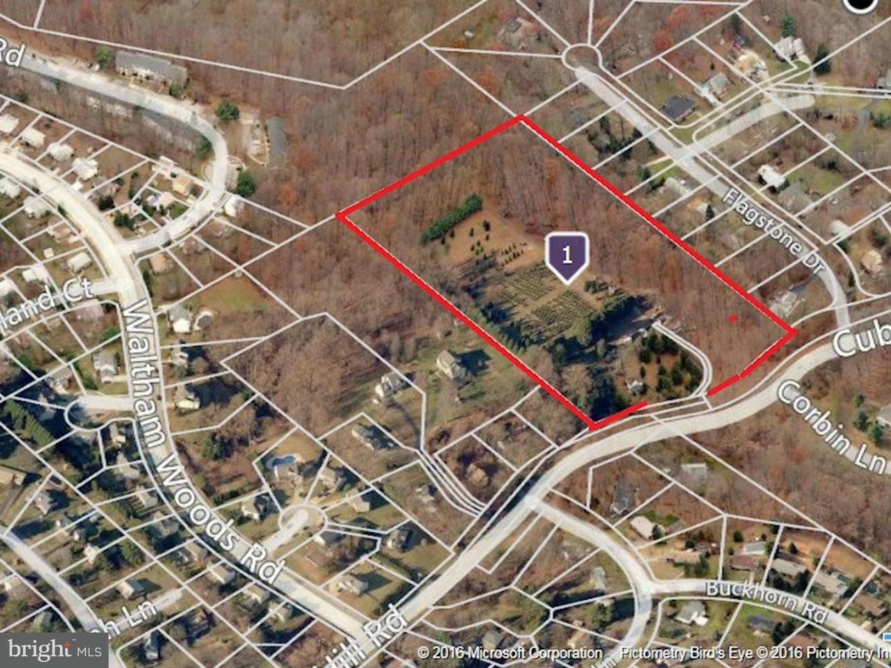Terrain pour l Vente à 2509 CUB HILL Road 2509 CUB HILL Road Parkville, Maryland 21234 États-Unis