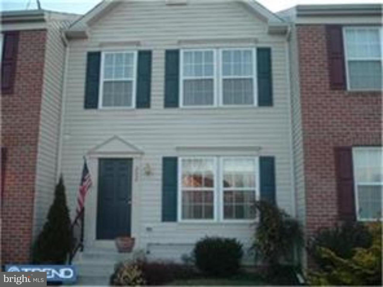 Casa unifamiliar adosada (Townhouse) por un Alquiler en 202 JACKS WAY Camden, Delaware 19934 Estados Unidos
