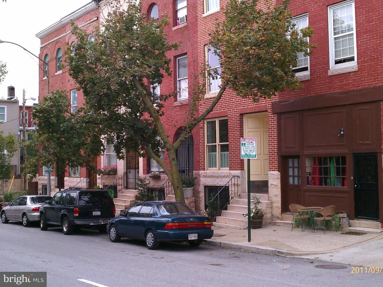 Other Residential for Rent at 1112 Guilford Ave #1 Baltimore, Maryland 21202 United States