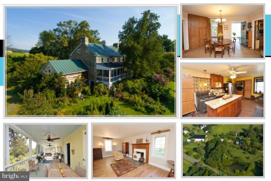 獨棟家庭住宅 為 出售 在 36170 CREAMER Lane 36170 CREAMER Lane Purcellville, 弗吉尼亞州 20132 美國