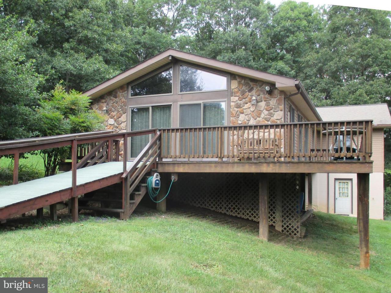 Fazenda / Quinta para Venda às 1674 JONES Road 1674 JONES Road Burlington, West Virginia 26710 Estados Unidos
