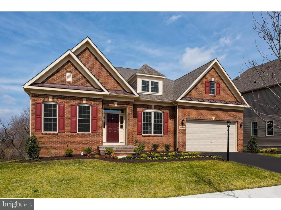 Casa Unifamiliar por un Venta en 10797 Pathway Lane 10797 Pathway Lane Monrovia, Maryland 21770 Estados Unidos