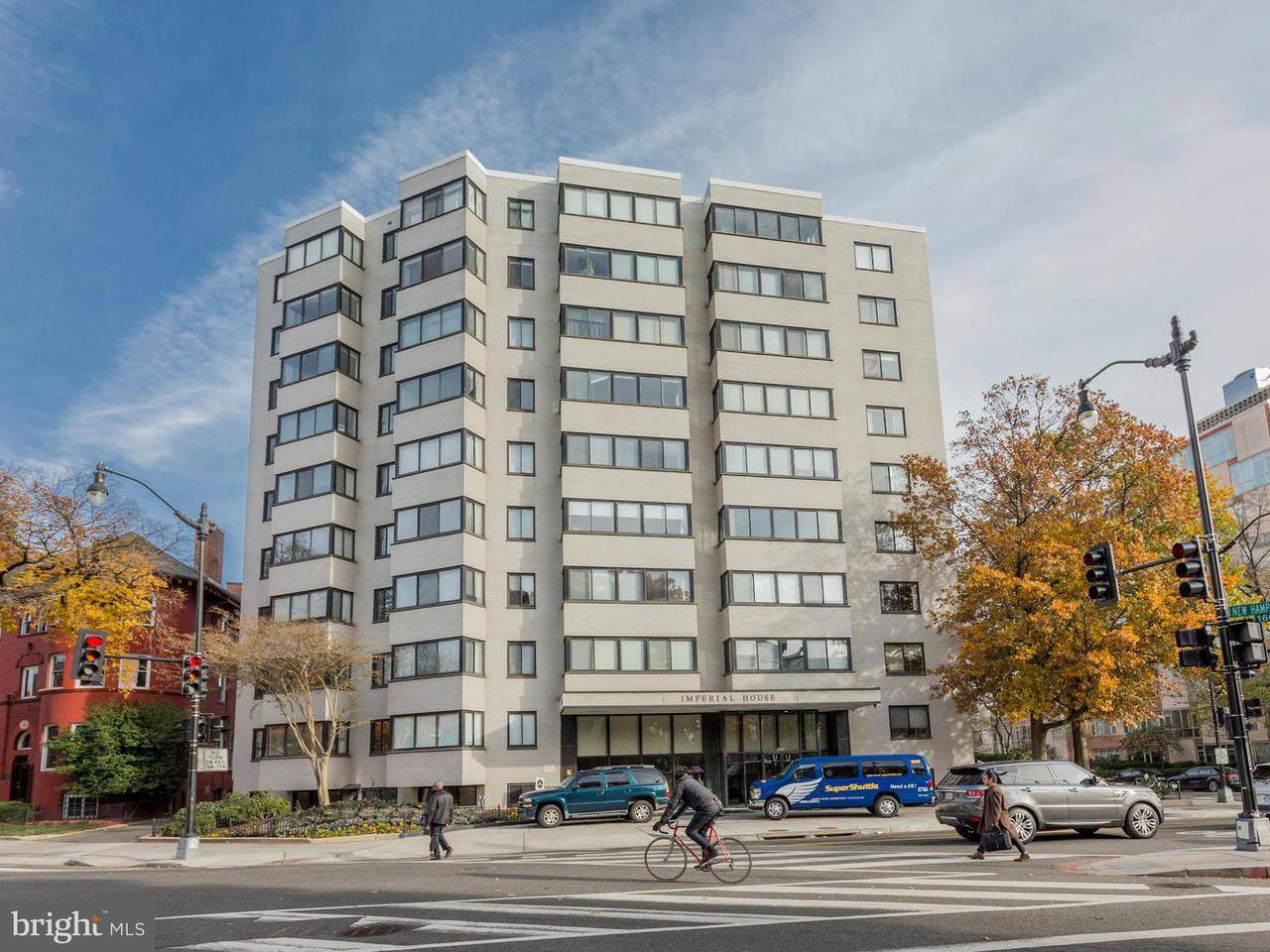 Condominium for Sale at 1601 18th St NW #517 Washington, District Of Columbia 20009 United States