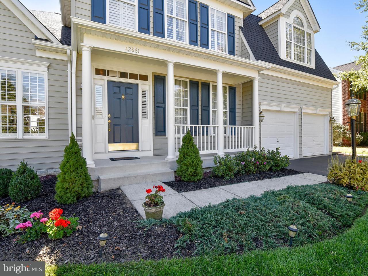 独户住宅 为 销售 在 42861 VESTALS GAP Drive 42861 VESTALS GAP Drive Broadlands, 弗吉尼亚州 20148 美国