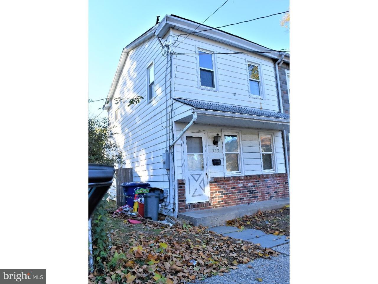 联栋屋 为 销售 在 517 SPRUCE Street Beverly, 新泽西州 08010 美国