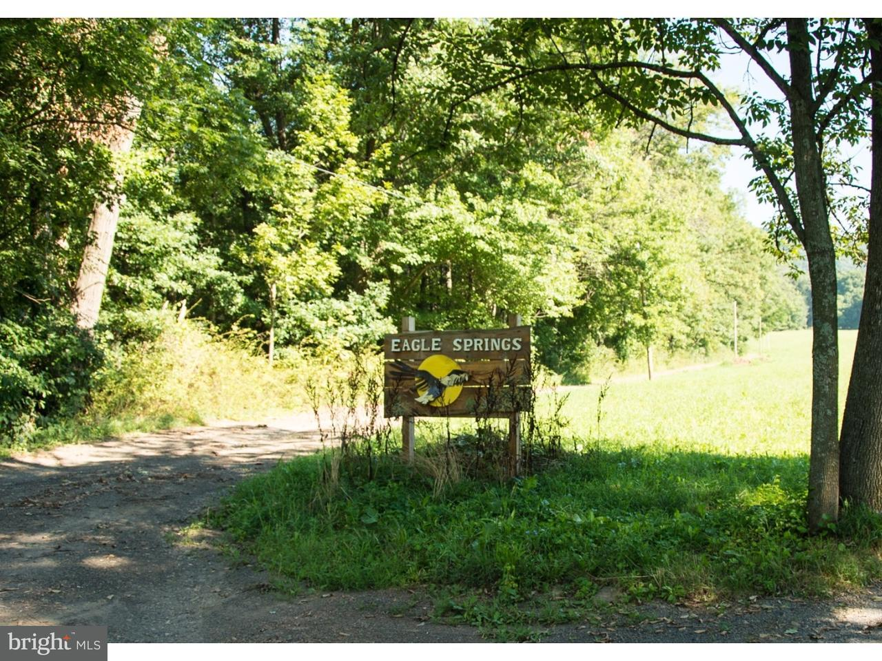 Коммерческий для того Продажа на 58 EAGLE SPRINGS Road Pine Grove, Пенсильвания 17963 Соединенные Штаты