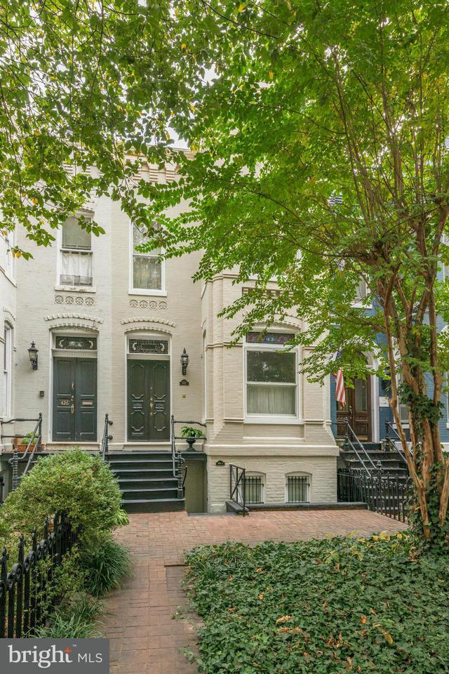 Townhouse for Sale at 428 NEW JERSEY AVE SE 428 NEW JERSEY AVE SE Washington, District Of Columbia 20003 United States