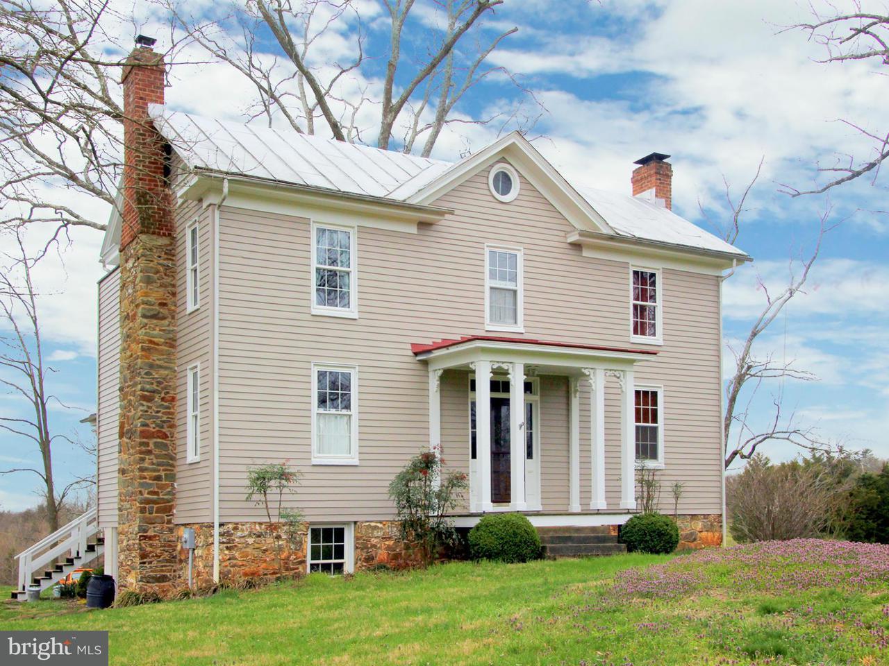 Farm / Hof für Verkauf beim 3374 TWYMANS MILL Road 3374 TWYMANS MILL Road Orange, Virginia 22960 Vereinigte Staaten