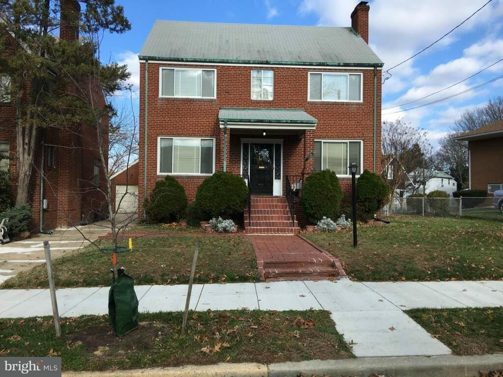 Single Family Home for Sale at 1526 CHANNING ST NE 1526 CHANNING ST NE Washington, District Of Columbia 20018 United States