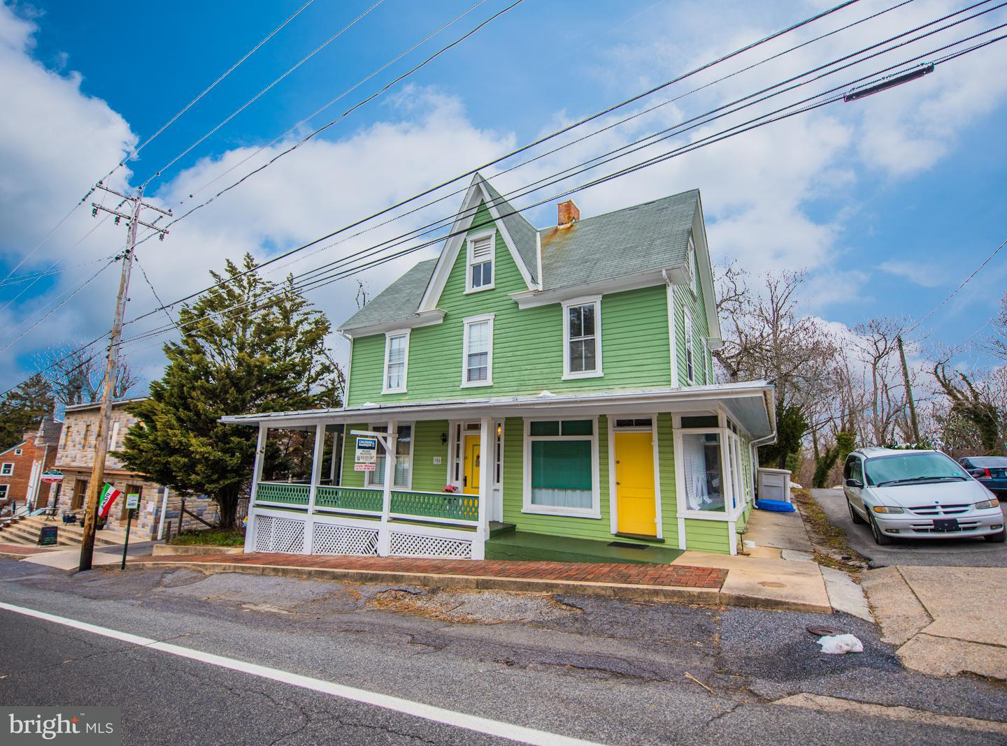 Other Residential for Rent at 900 Washington St Harpers Ferry, West Virginia 25425 United States