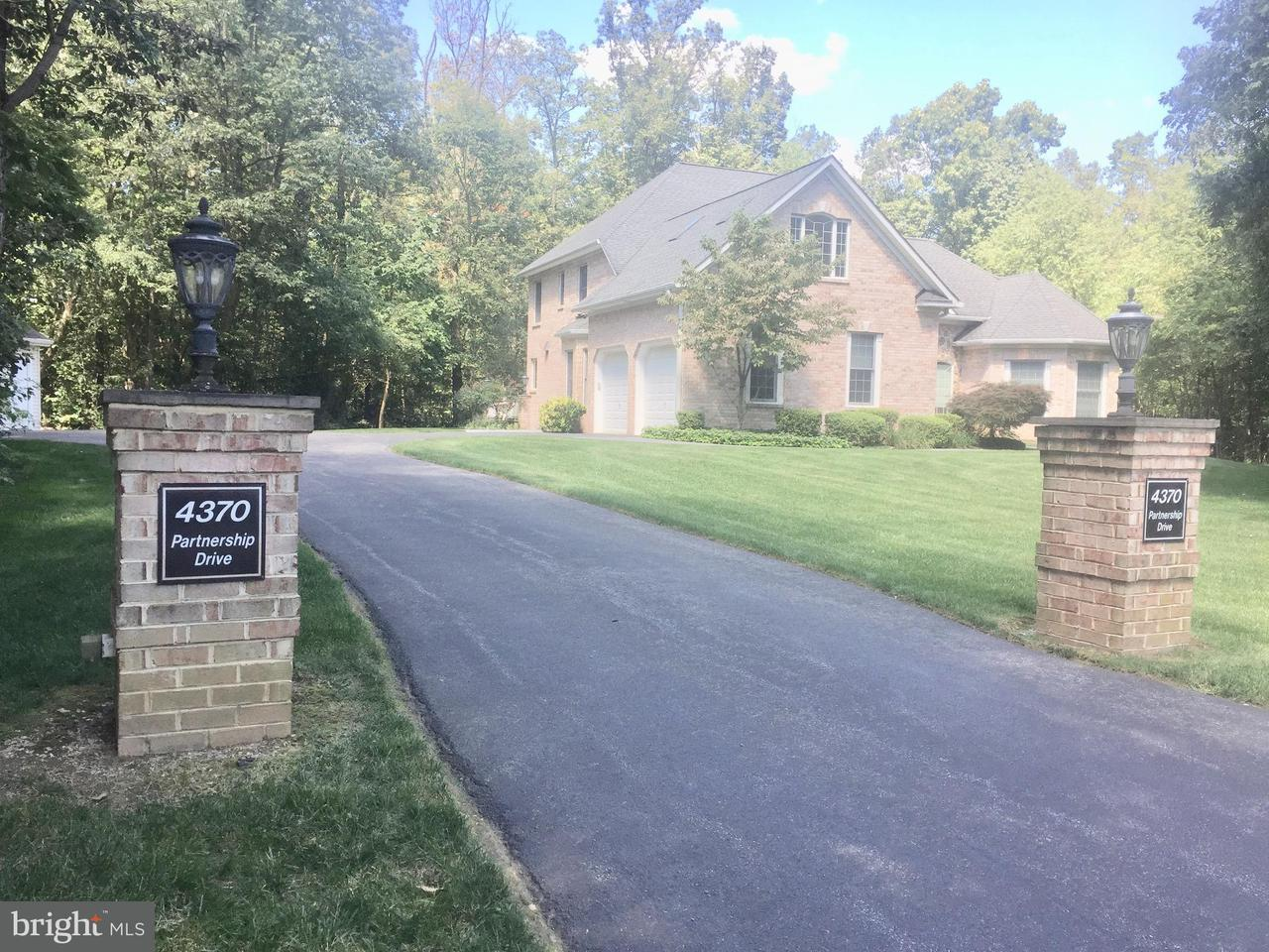 Частный односемейный дом для того Продажа на 4370 PARTNERSHIP DR N 4370 PARTNERSHIP DR N Manchester, Мэриленд 21102 Соединенные Штаты
