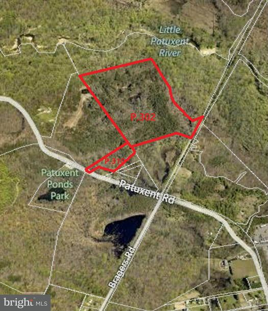 Land for Sale at PATUXENT Road PATUXENT Road Odenton, Maryland 21113 United States