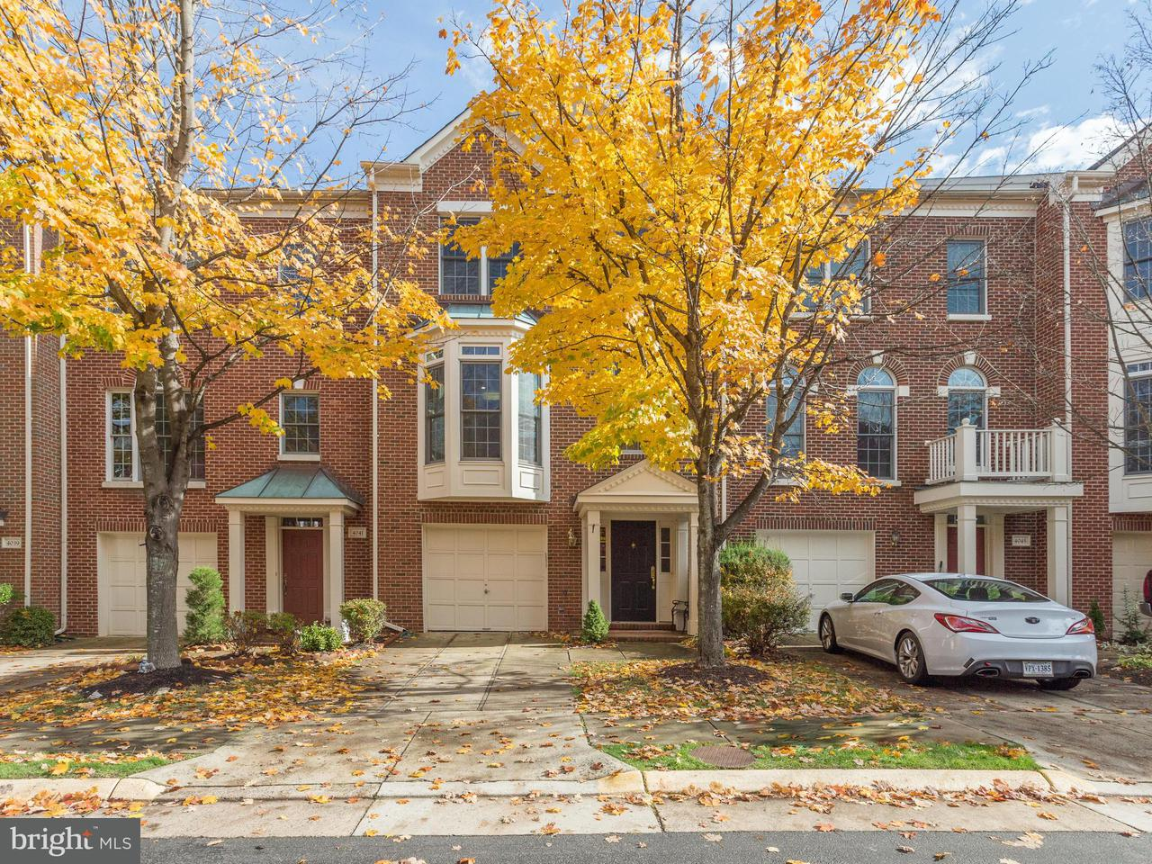 Townhouse for Sale at 4043 HEATHERSTONE Court 4043 HEATHERSTONE Court Fairfax, Virginia 22030 United States