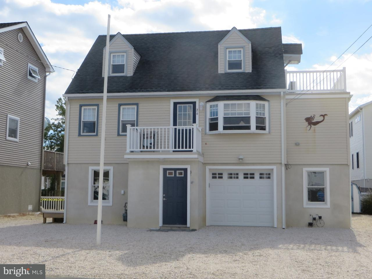 Duplex for Sale at 26 W OCEANVIEW Drive Long Beach Township, New Jersey 08008 United States