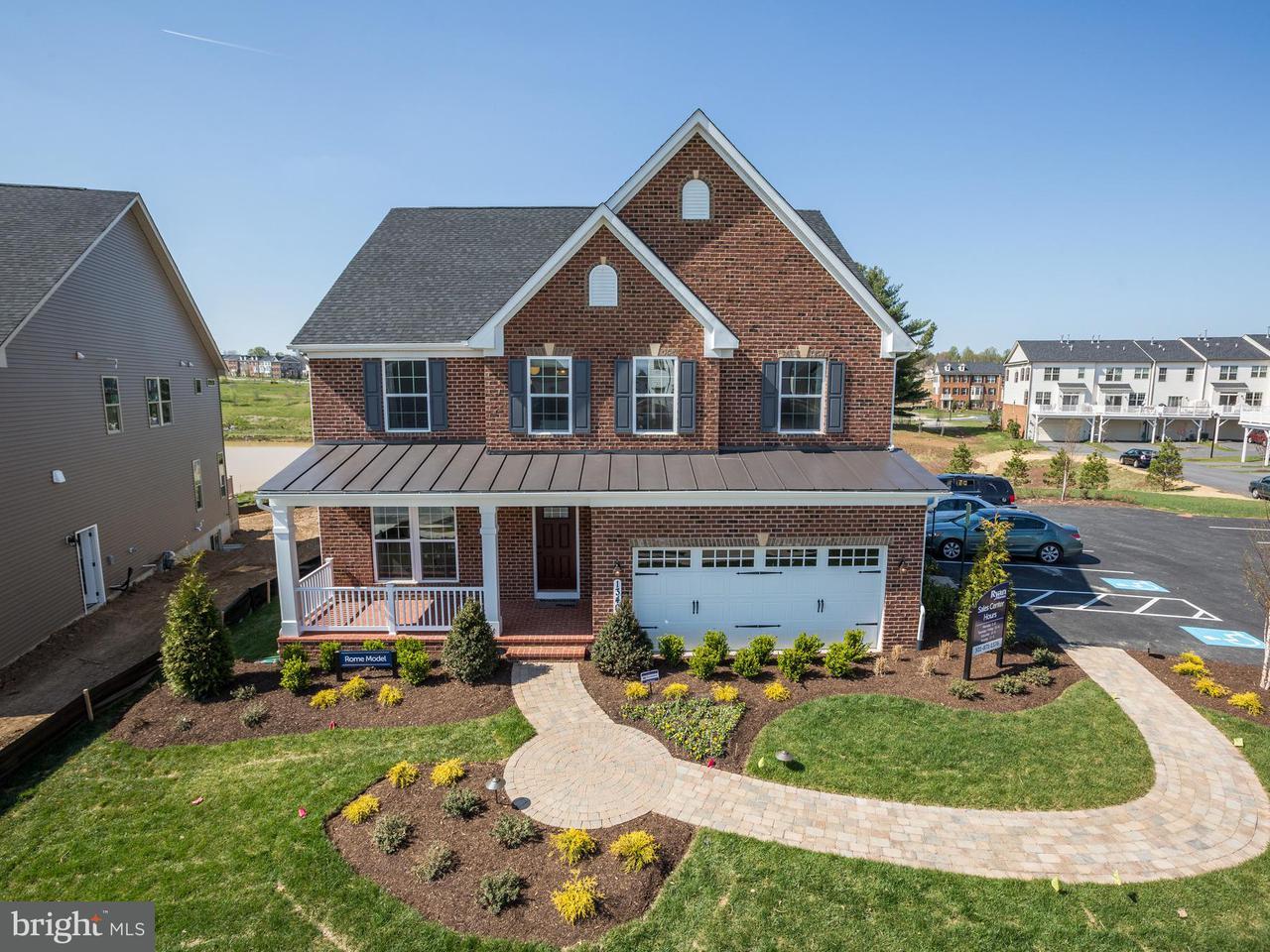 Eensgezinswoning voor Verkoop een t 4206 Camberwell Lane 4206 Camberwell Lane Burtonsville, Maryland 20866 Verenigde Staten