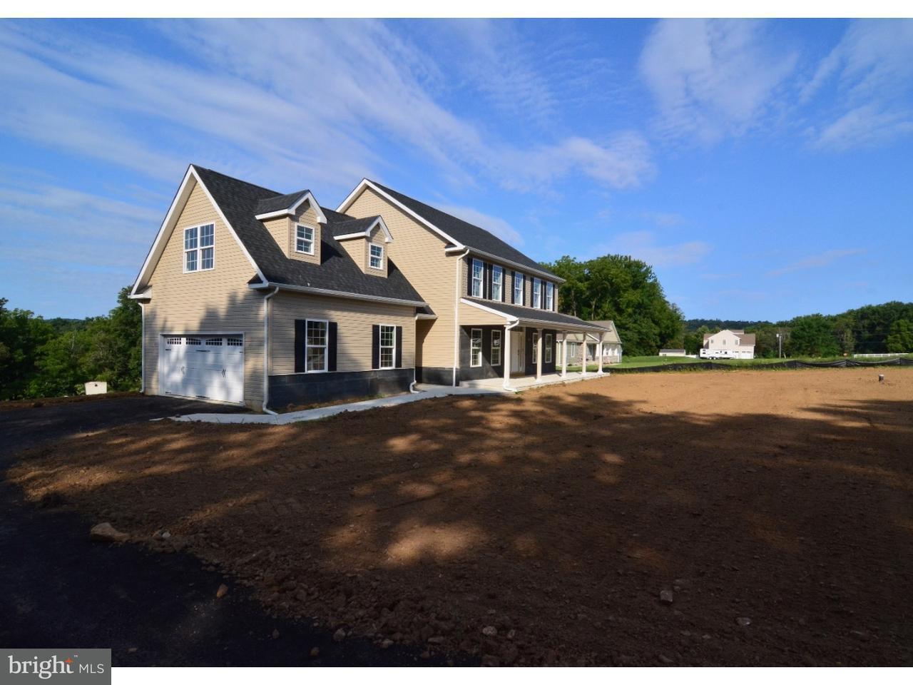 Maison unifamiliale pour l Vente à 26 JADE Lane Hereford, Pennsylvanie 18056 États-Unis