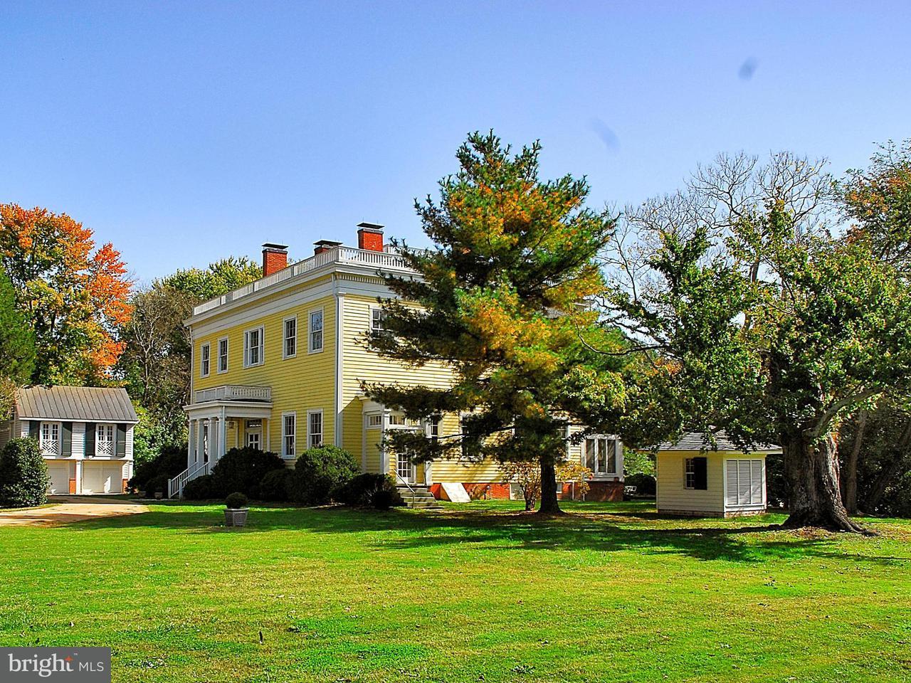 Maison unifamiliale pour l Vente à 7005 GLEN ROY Lane 7005 GLEN ROY Lane Gloucester, Virginia 23061 États-Unis