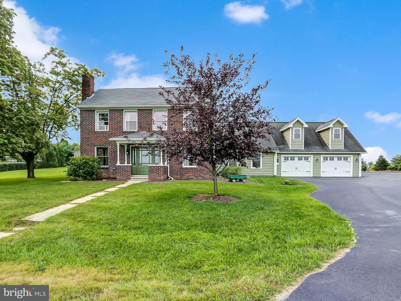 Casa Unifamiliar por un Venta en 442 GREENSPRING Road 442 GREENSPRING Road Newville, Pennsylvania 17241 Estados Unidos