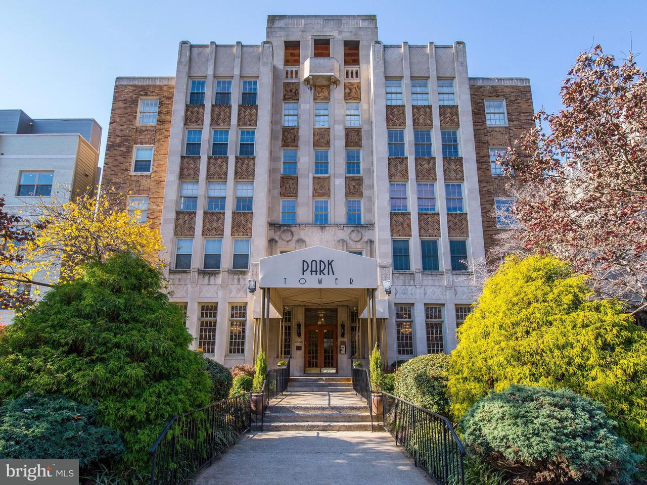 Single Family Home for Sale at 2440 16TH ST NW #114 2440 16TH ST NW #114 Washington, District Of Columbia 20009 United States