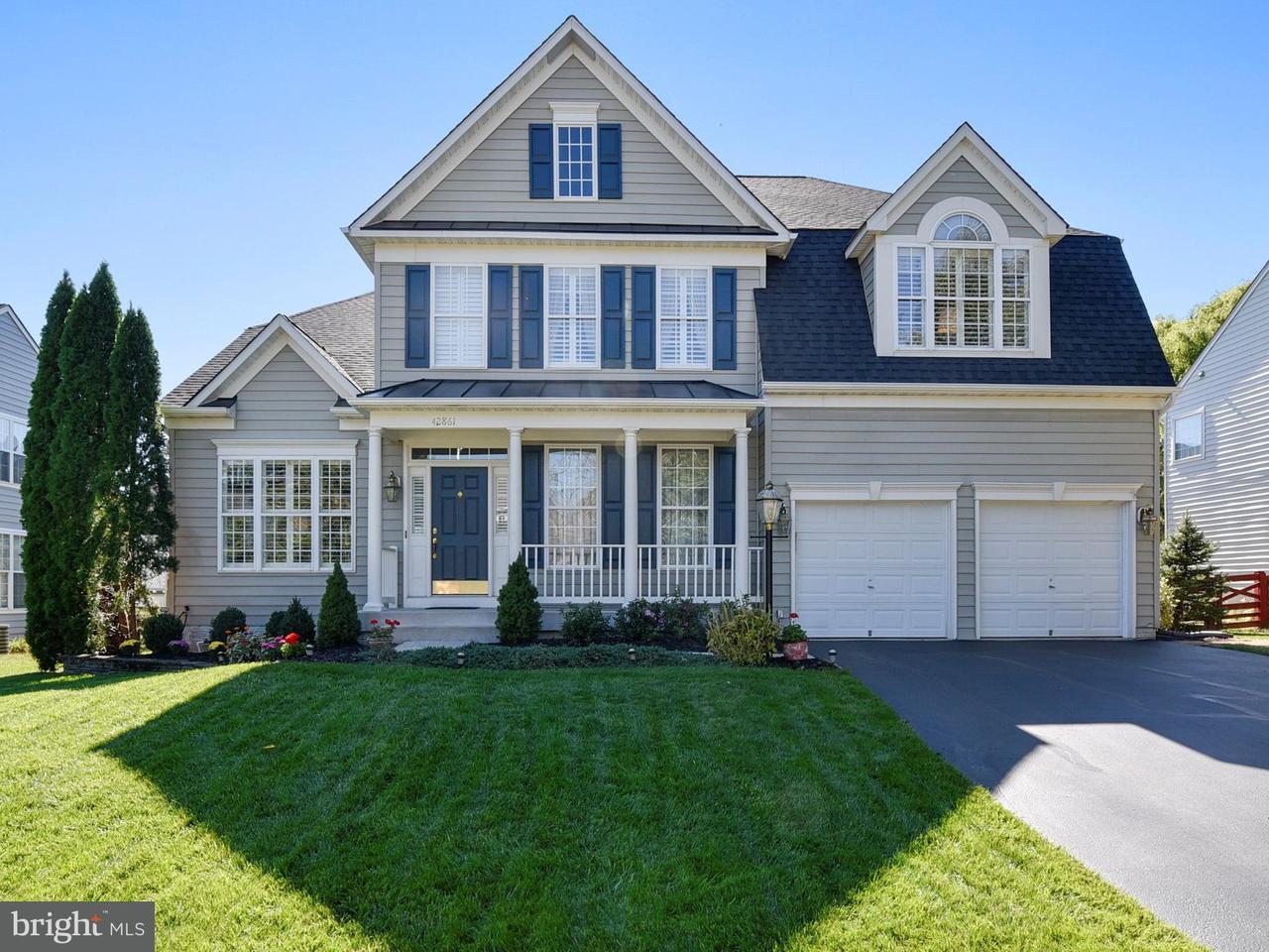 Casa Unifamiliar por un Venta en 42861 VESTALS GAP Drive 42861 VESTALS GAP Drive Broadlands, Virginia 20148 Estados Unidos