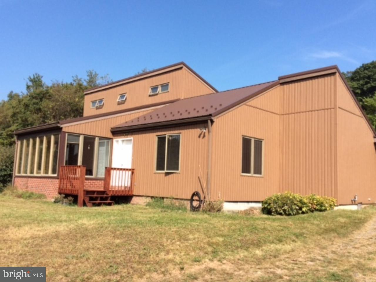 Single Family Home for Sale at 134 SPARROW Lane Pottsville, Pennsylvania 17901 United States