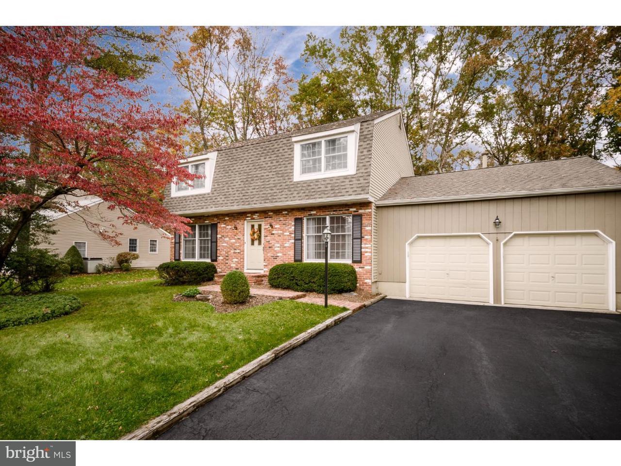 独户住宅 为 销售 在 16 COCHISE Circle Medford Lakes, 新泽西州 08055 美国