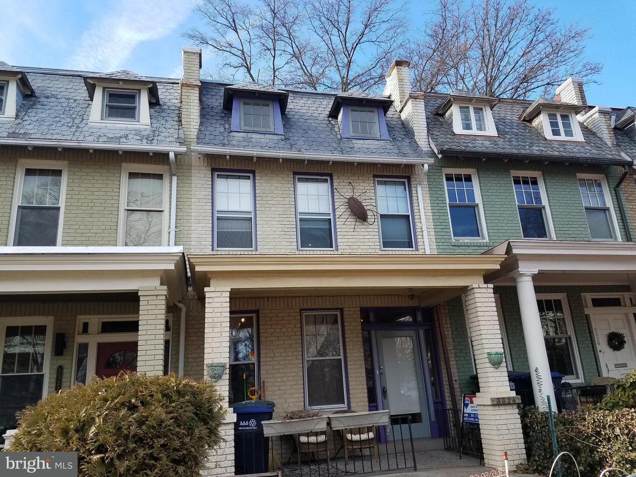 Townhouse for Sale at 3324 19TH ST NW 3324 19TH ST NW Washington, District Of Columbia 20010 United States