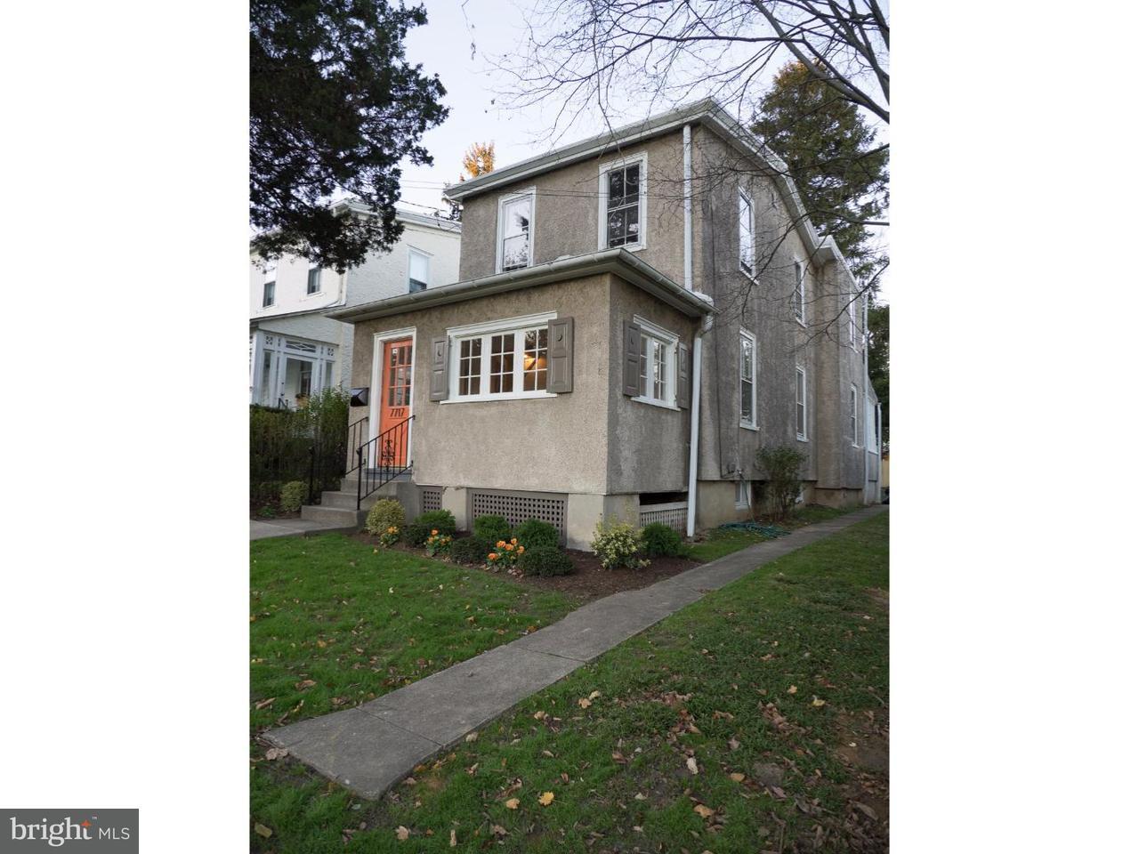 Maison unifamiliale pour l Vente à 7717 FLOURTOWN Avenue Wyndmoor, Pennsylvanie 19038 États-Unis