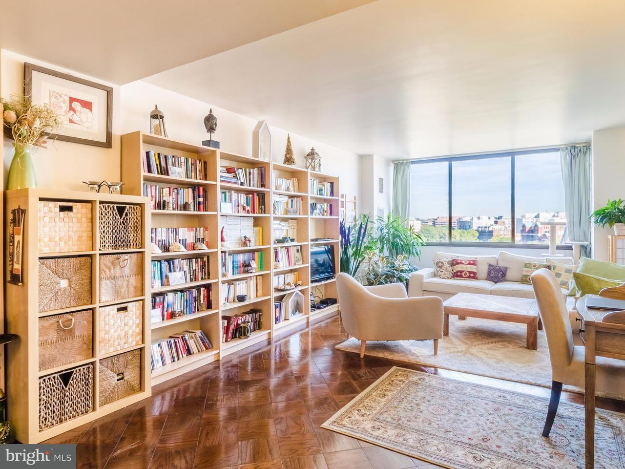 Condominium for Sale at 2700 Virginia Ave NW #1208 Washington, District Of Columbia 20037 United States
