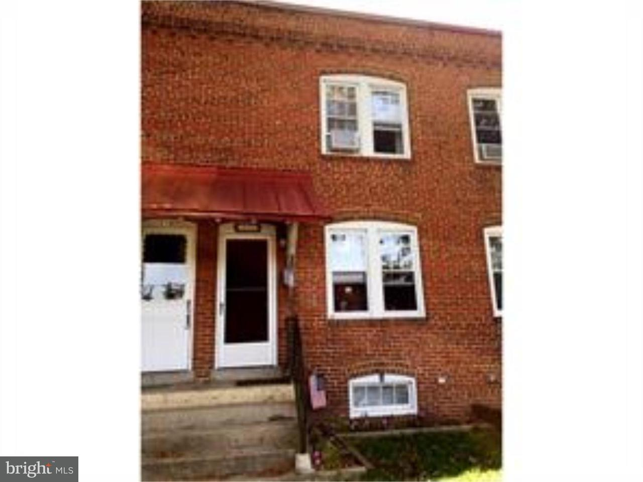 Townhouse for Rent at 212 6TH Avenue Roebling, New Jersey 08554 United States