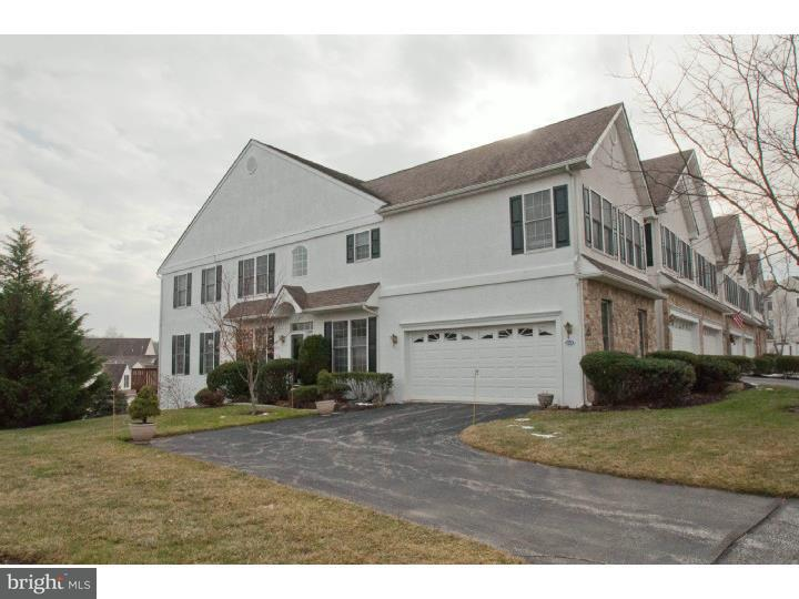 Townhouse for Rent at 1601 WHISPERING BROOKE Drive Newtown Square, Pennsylvania 19073 United States