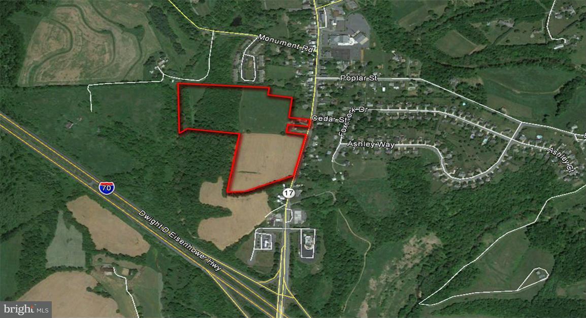 Земля для того Продажа на MAIN Street MAIN Street Myersville, Мэриленд 21773 Соединенные Штаты