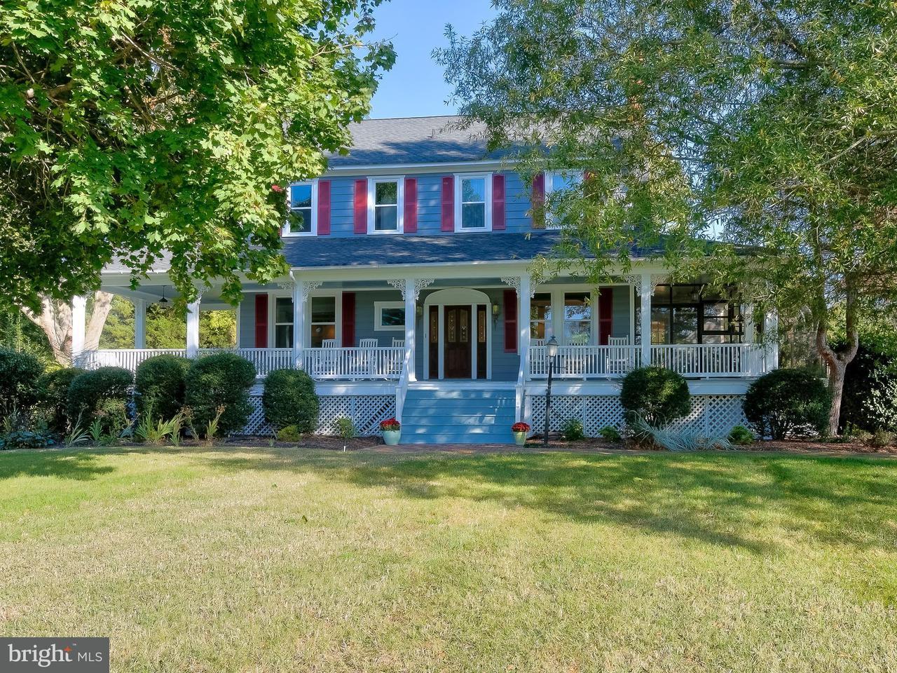 Maison unifamiliale pour l Vente à 5916A DEALE CHURCHTON Road 5916A DEALE CHURCHTON Road Deale, Maryland 20751 États-Unis