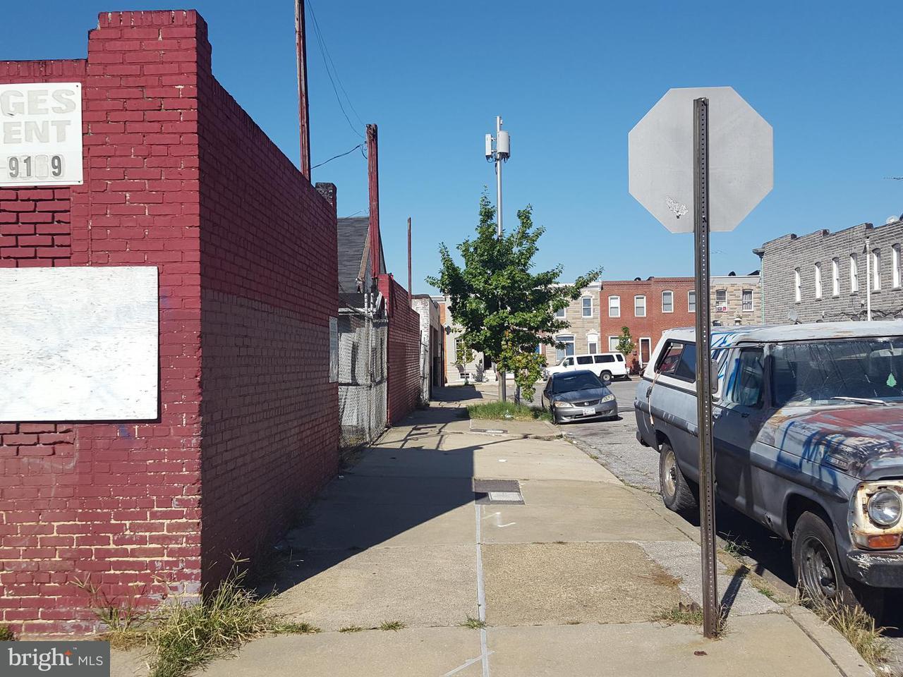 Land für Verkauf beim 3202 E Lombard Street 3202 E Lombard Street Baltimore, Maryland 21224 Vereinigte Staaten