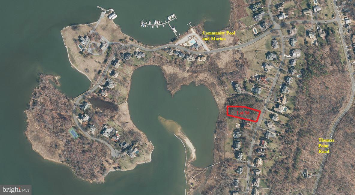 Land for Sale at 3420 HIDDEN RIVER VIEW Road 3420 HIDDEN RIVER VIEW Road Annapolis, Maryland 21403 United States