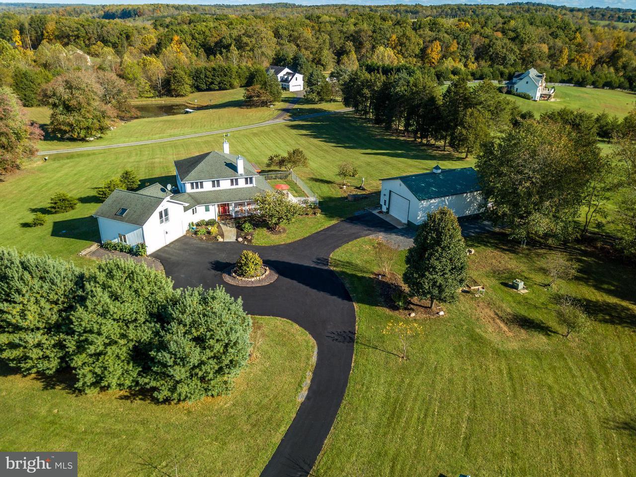 Casa Unifamiliar por un Venta en 14446 GLEN VERDANT Drive 14446 GLEN VERDANT Drive Culpeper, Virginia 22701 Estados Unidos