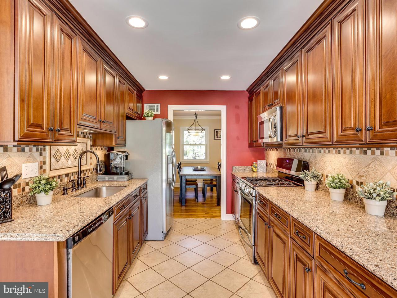 Maison unifamiliale pour l Vente à 16716 FRONTENAC TER 16716 FRONTENAC TER Derwood, Maryland 20855 États-Unis