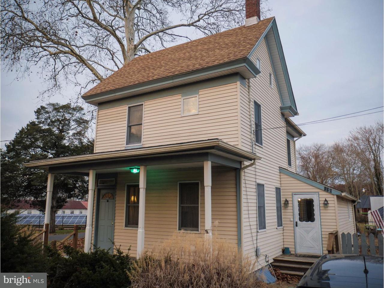 Частный односемейный дом для того Продажа на 105 CHURCH Street Dorchester, Нью-Джерси 08316 Соединенные Штаты