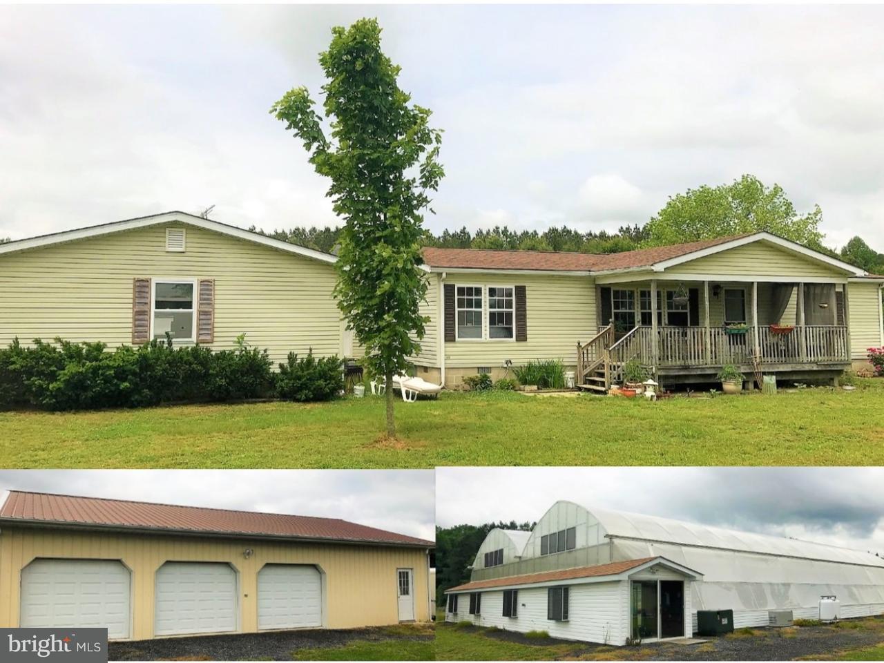 Casa Unifamiliar por un Venta en 12962 OAK Road Bridgeville, Delaware 19950 Estados Unidos
