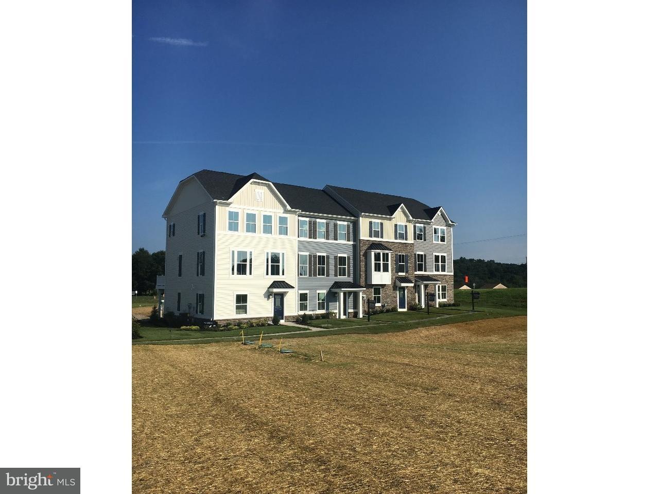 Maison accolée pour l Vente à 2021 STARGAZERS Road Romansville, Pennsylvanie 19320 États-Unis
