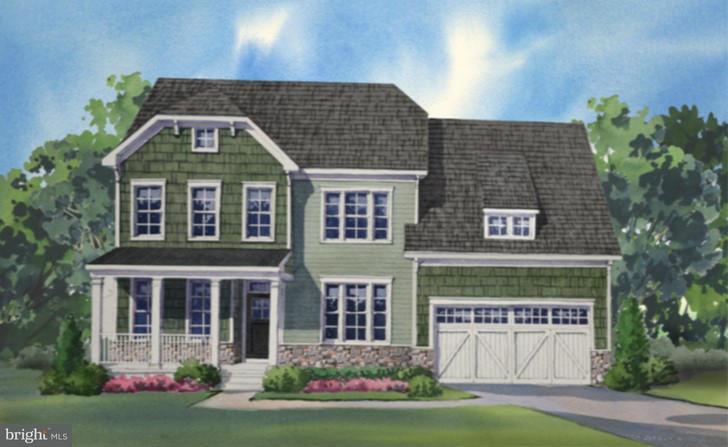 Single Family Home for Sale at 4633 CAPRINO CT #LOT 7 4633 CAPRINO CT #LOT 7 Fairfax, Virginia 22032 United States