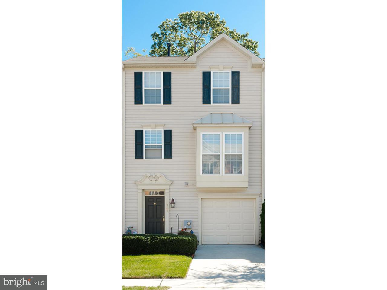 Casa unifamiliar adosada (Townhouse) por un Alquiler en 342 CONCETTA Drive Mount Royal, Nueva Jersey 08061 Estados Unidos