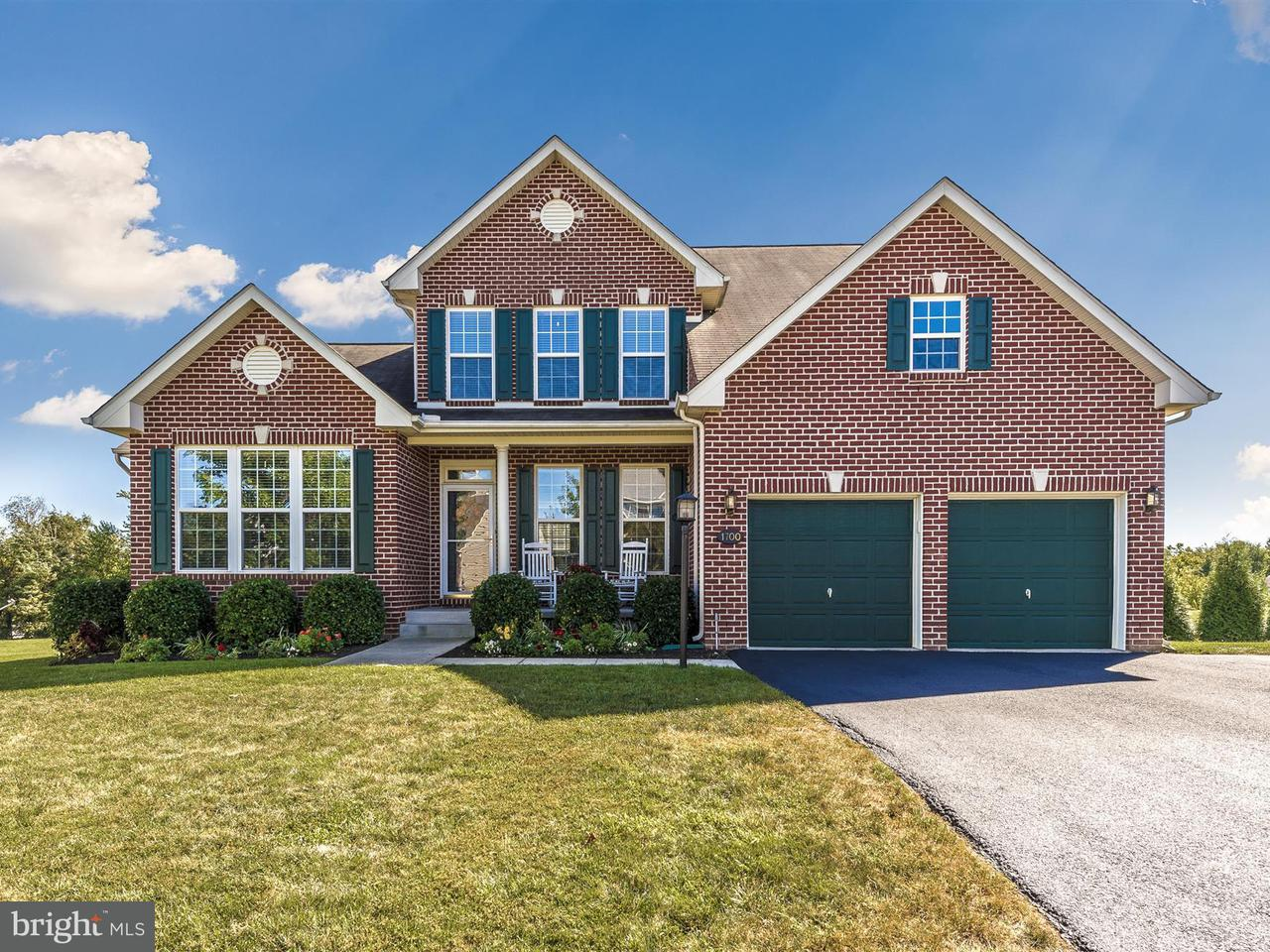 Casa Unifamiliar por un Venta en 1700 CANAL RUN Drive 1700 CANAL RUN Drive Point Of Rocks, Maryland 21777 Estados Unidos