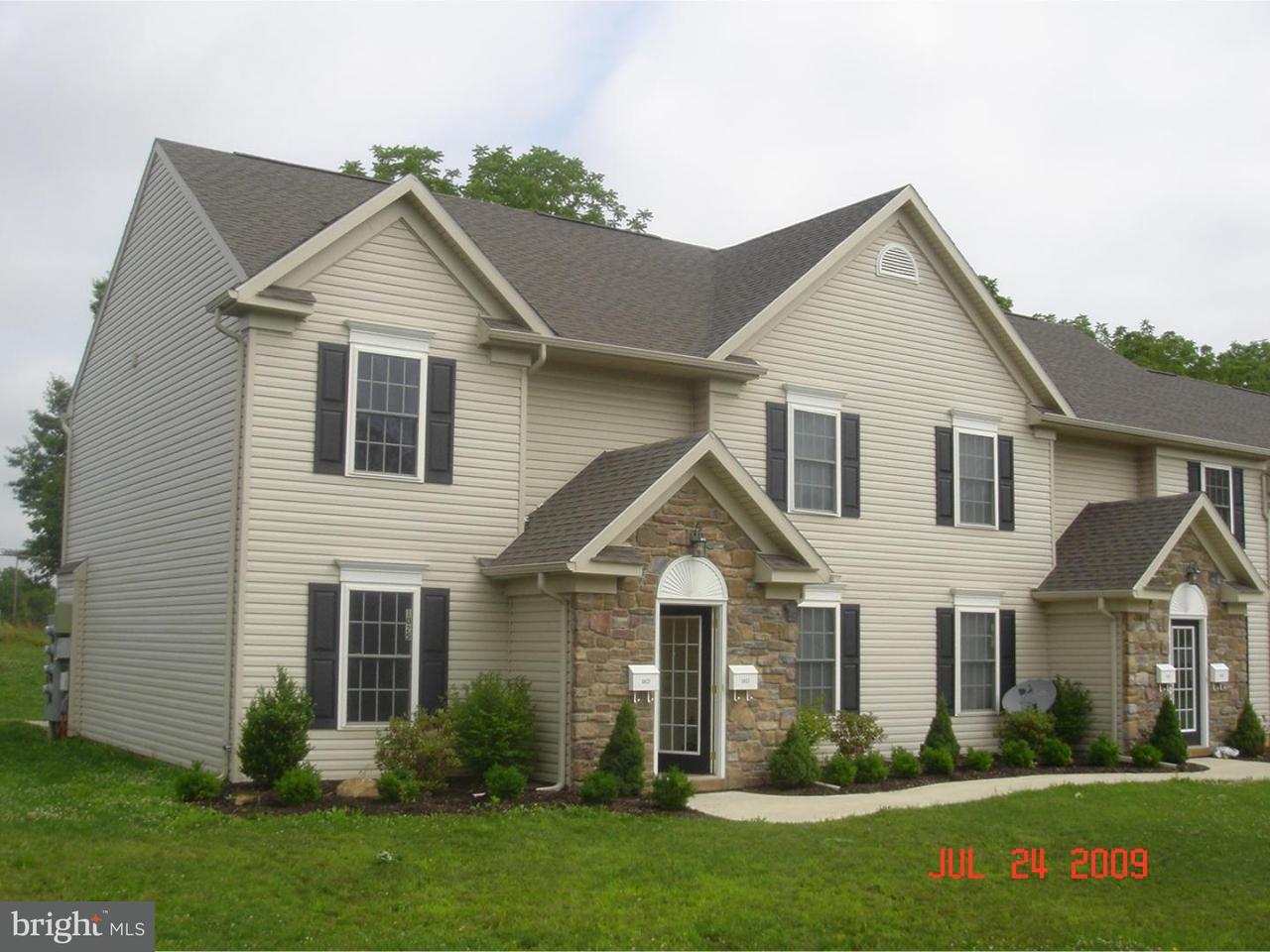 Casa unifamiliar adosada (Townhouse) por un Alquiler en 1013 DEVONSHIRE Road Allentown, Pennsylvania 18103 Estados Unidos