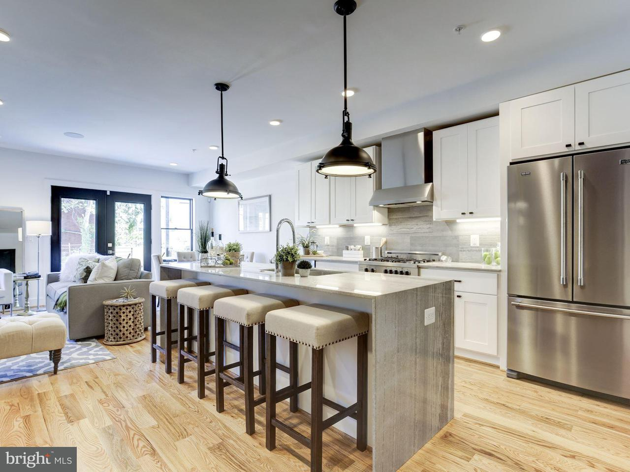 Townhouse for Sale at 3561 10TH ST NW #1 3561 10TH ST NW #1 Washington, District Of Columbia 20010 United States