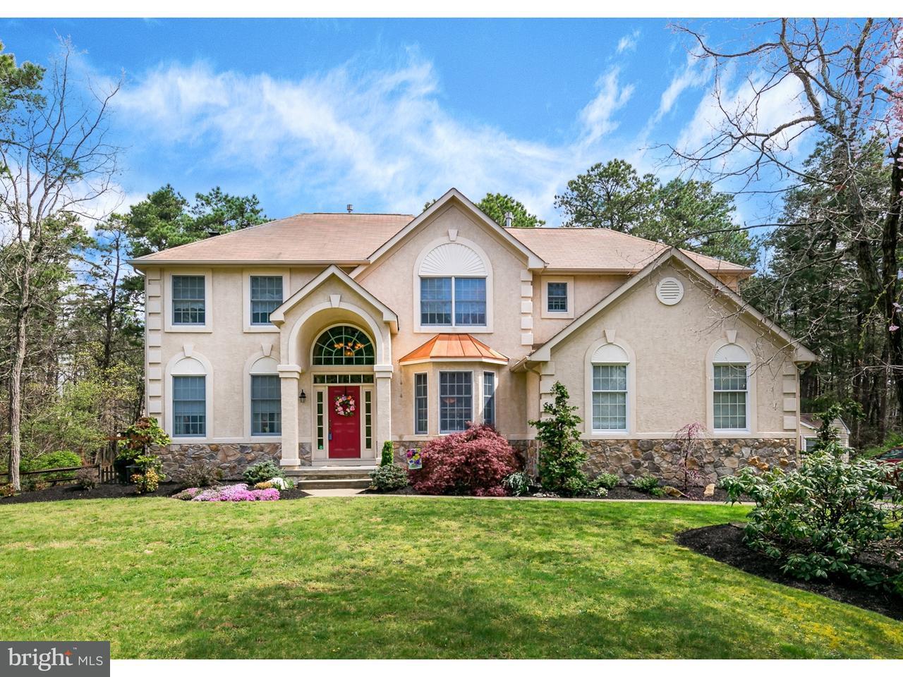 Casa Unifamiliar por un Venta en 53 JOHN SINGER SARGENT WAY Evesham Twp, Nueva Jersey 08053 Estados Unidos